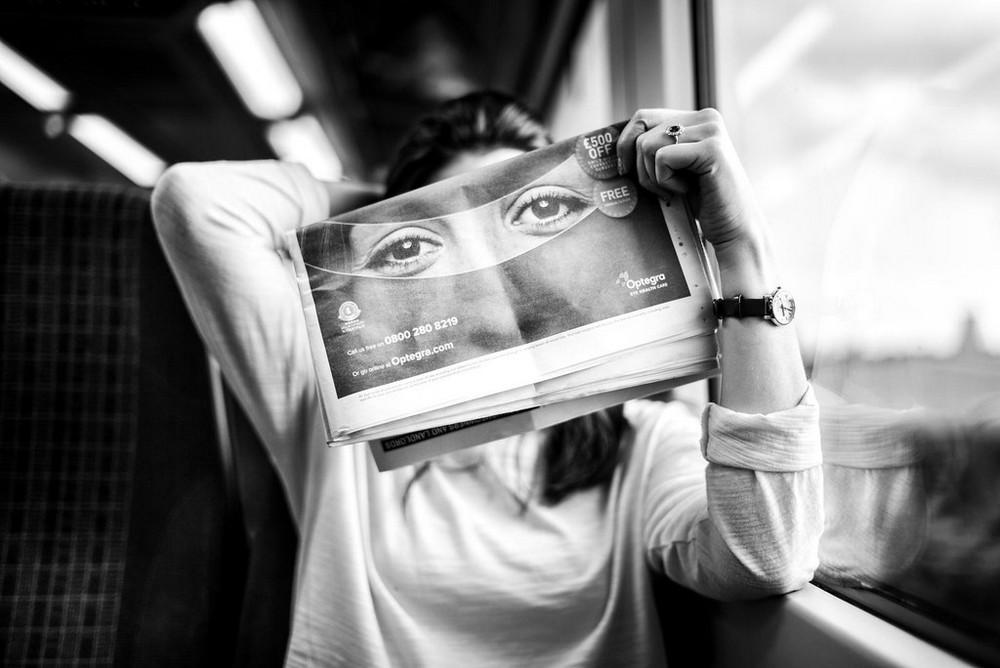 «Метрополис», «Голуби» и «Манхэттен» городского фотографа Алана Шаллера 43
