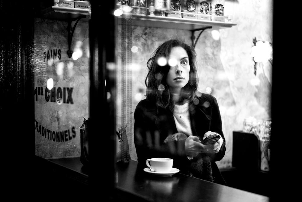 «Метрополис», «Голуби» и «Манхэттен» городского фотографа Алана Шаллера 48