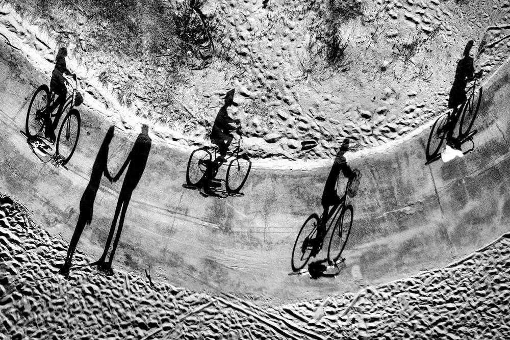 «Метрополис», «Голуби» и «Манхэттен» городского фотографа Алана Шаллера 52