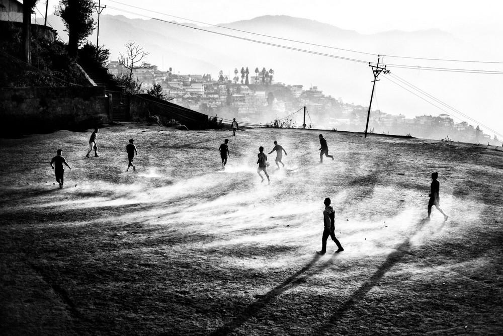 «Метрополис», «Голуби» и «Манхэттен» городского фотографа Алана Шаллера 54