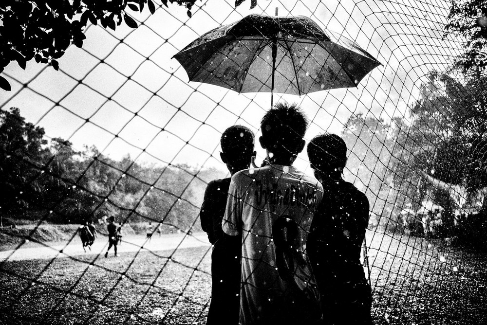 «Метрополис», «Голуби» и «Манхэттен» городского фотографа Алана Шаллера 55