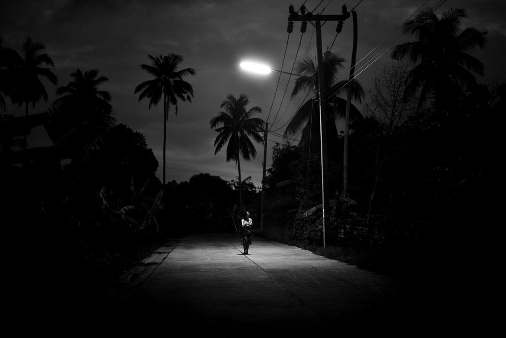 «Метрополис», «Голуби» и «Манхэттен» городского фотографа Алана Шаллера 58 1