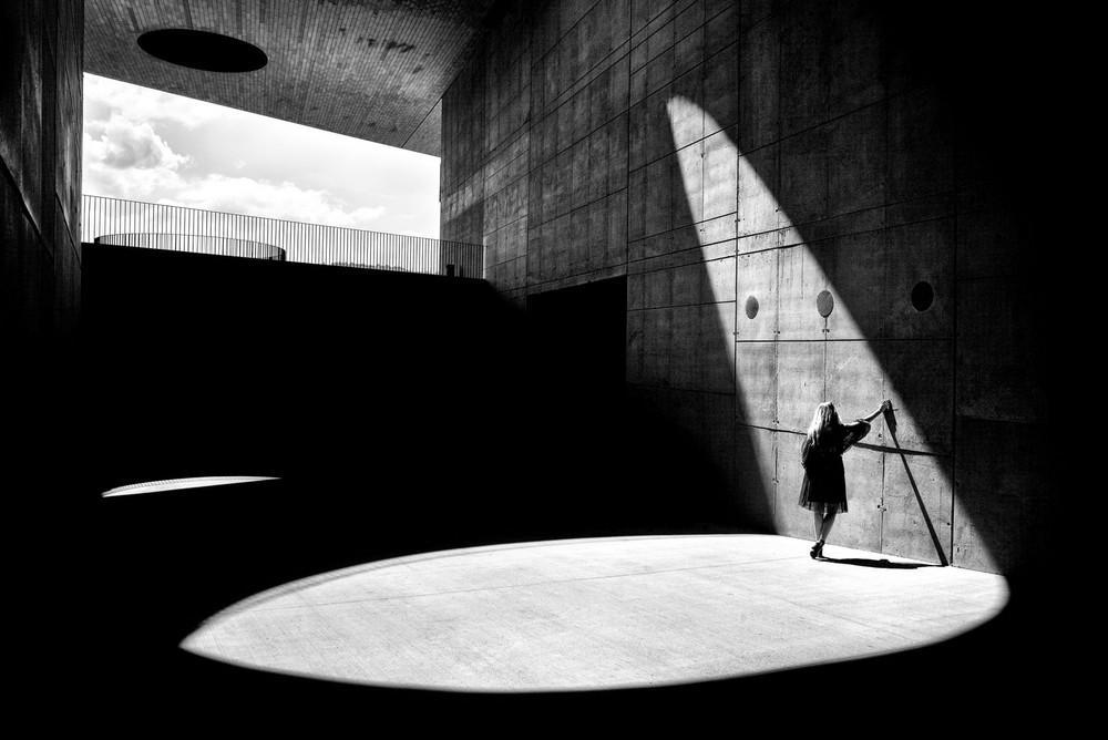 «Метрополис», «Голуби» и «Манхэттен» городского фотографа Алана Шаллера 60