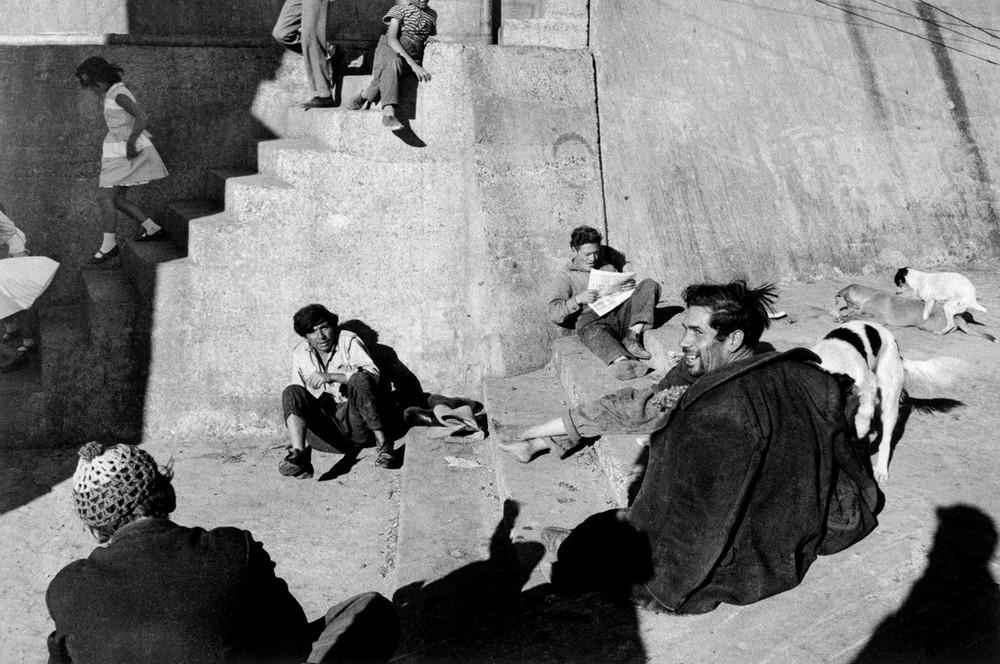 Серхио Ларраин: «Фотографирование – это прогулка в одиночку по вселенной» 27