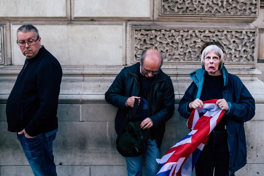 Лучшие работы на Лондонском фестивале уличной фотографии 2019 30