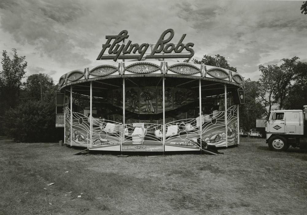 Американская история ужасов: реальные бродячие цирки в документальном фотопроекте Рэндала Левенсона 1971-81гг 10