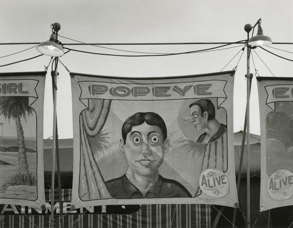 Американская история ужасов: реальные бродячие цирки в документальном фотопроекте Рэндала Левенсона 1971-81гг 11