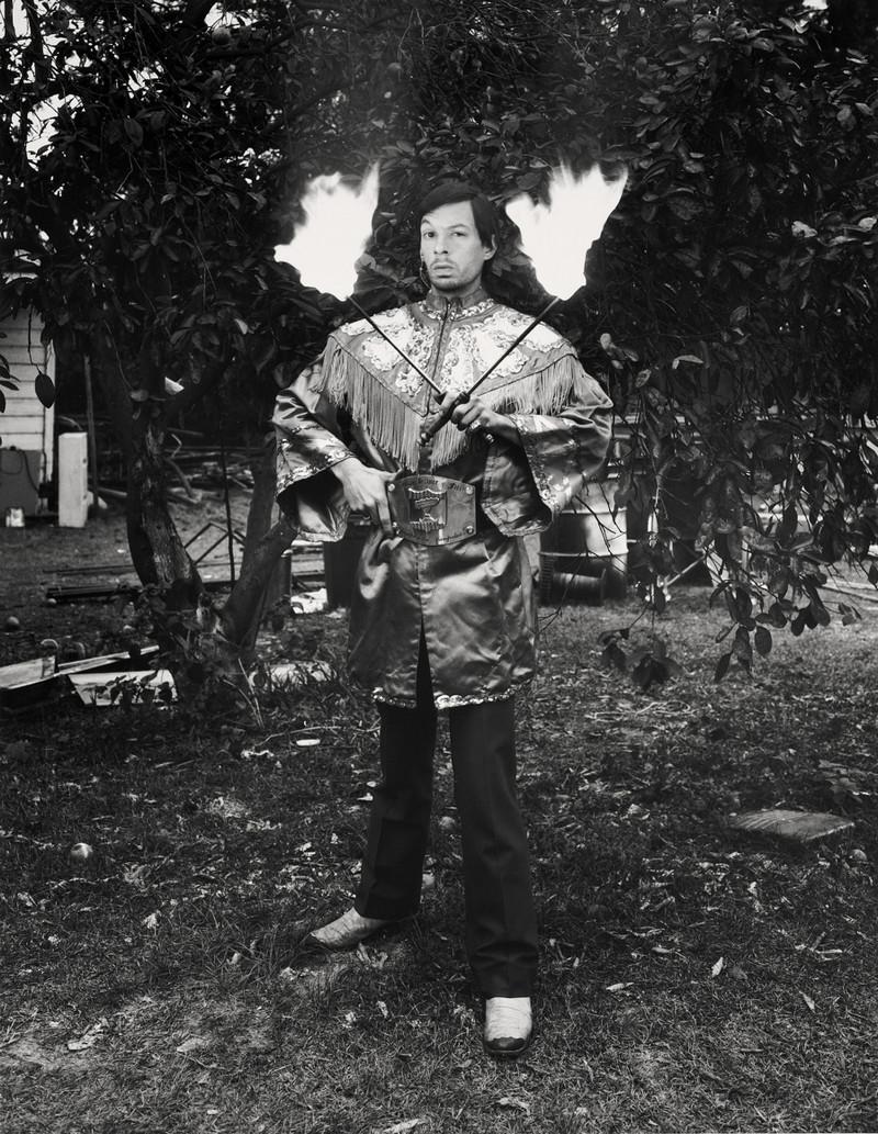 Американская история ужасов: реальные бродячие цирки в документальном фотопроекте Рэндала Левенсона 1971-81гг 12