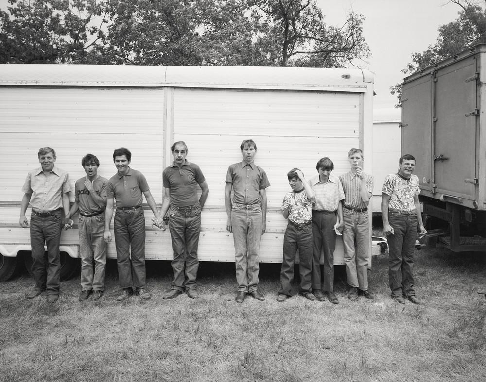 Американская история ужасов: реальные бродячие цирки в документальном фотопроекте Рэндала Левенсона 1971-81гг 14