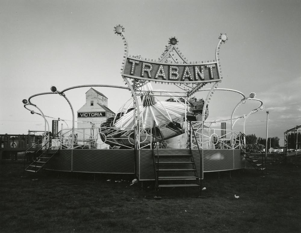 Американская история ужасов: реальные бродячие цирки в документальном фотопроекте Рэндала Левенсона 1971-81гг 2