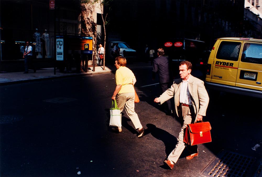 Хроника повседневной жизни ньюйоркцев от Джеффа Мермельштейна 19