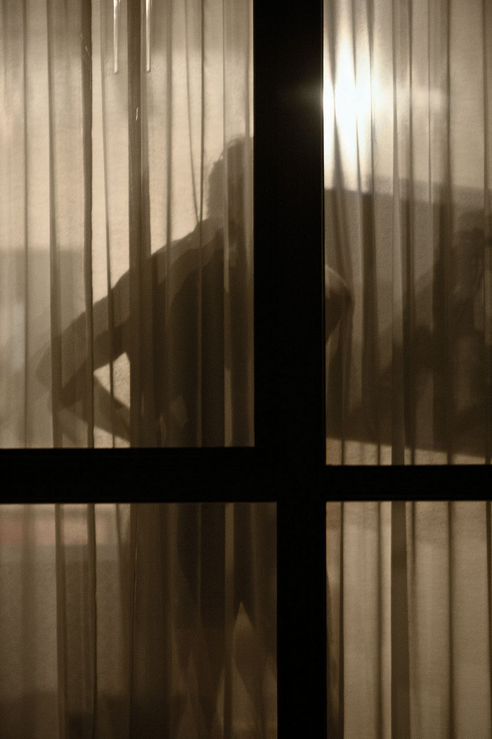«Соседи» фотопроект Арне Свенсона 10