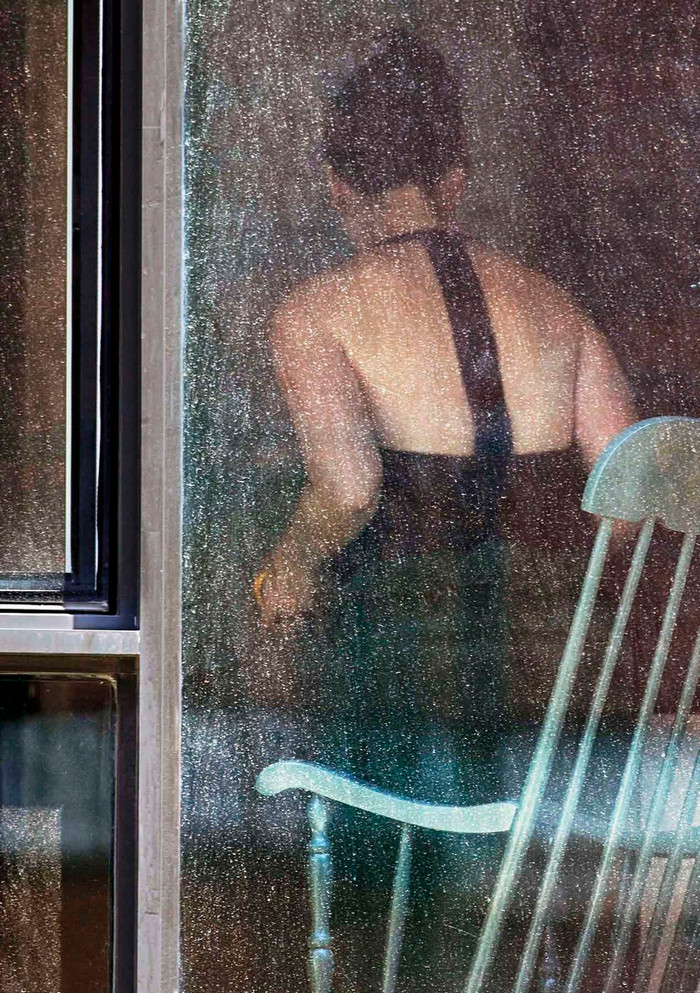 «Соседи» фотопроект Арне Свенсона 11