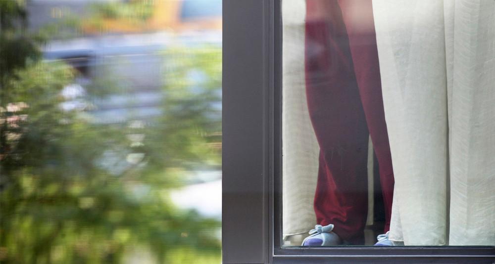 «Соседи» фотопроект Арне Свенсона 22