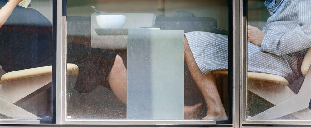 «Соседи» фотопроект Арне Свенсона 24