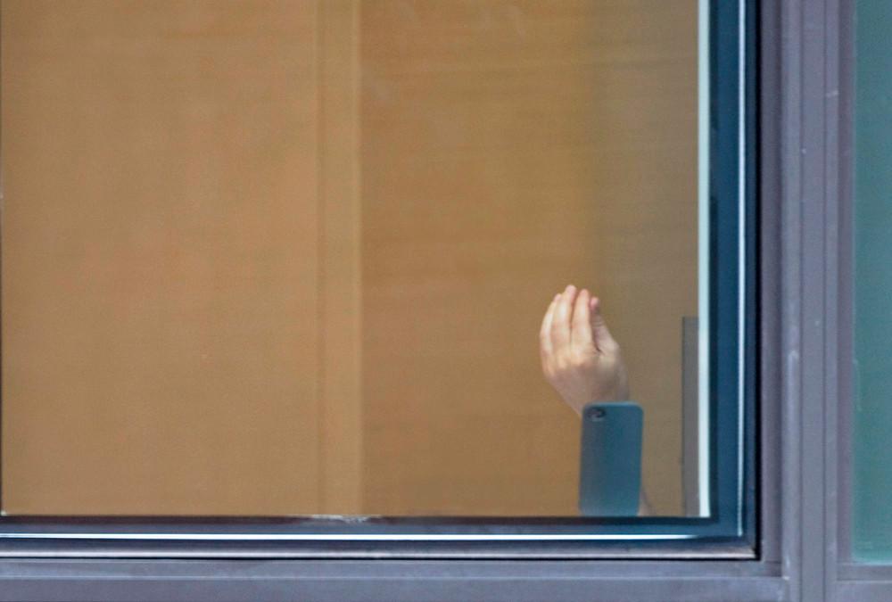 «Соседи» фотопроект Арне Свенсона 28
