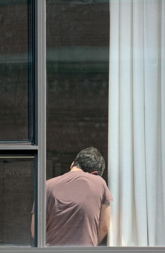 «Соседи» фотопроект Арне Свенсона 4