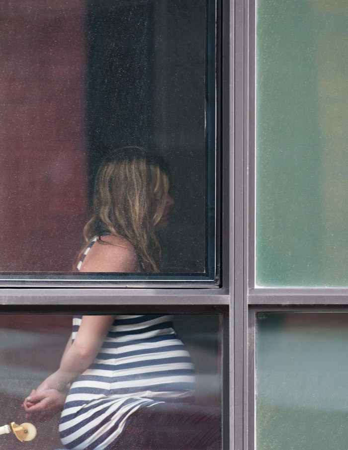 «Соседи» фотопроект Арне Свенсона 5