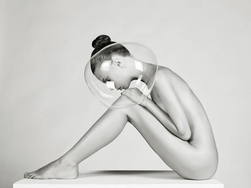 Фотограф Георгий Майер: либидо, мортидо и совершенная женщина  33