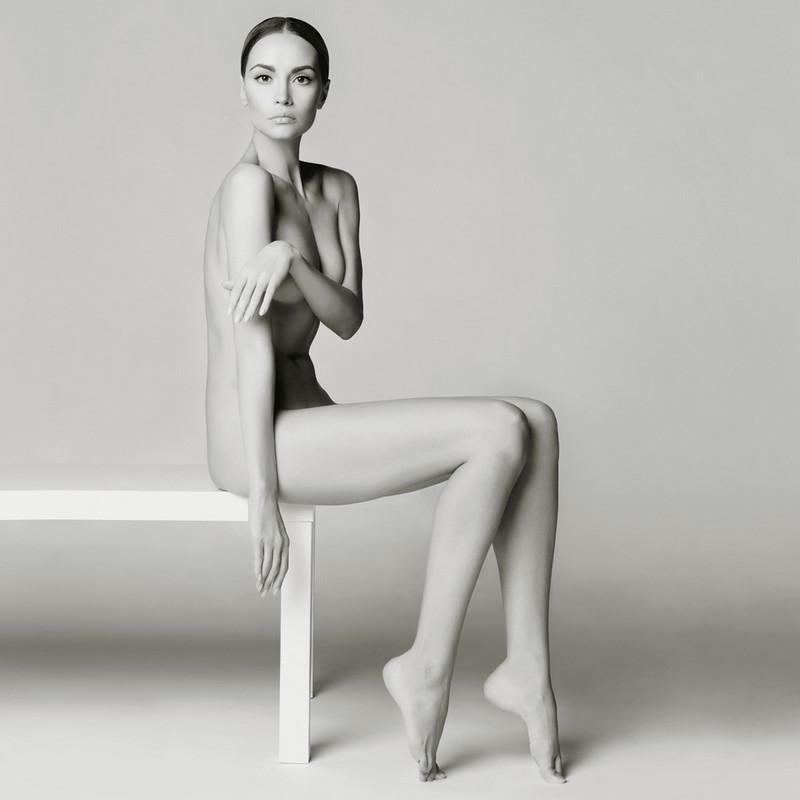 Фотограф Георгий Майер: либидо, мортидо и совершенная женщина  34