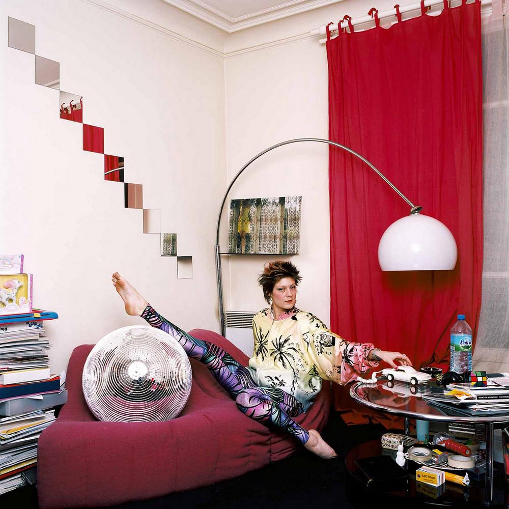 «75 парижанок» портретиста общества Бодуэна 21
