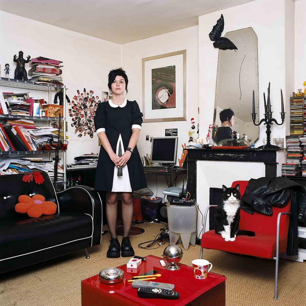 «75 парижанок» портретиста общества Бодуэна 30
