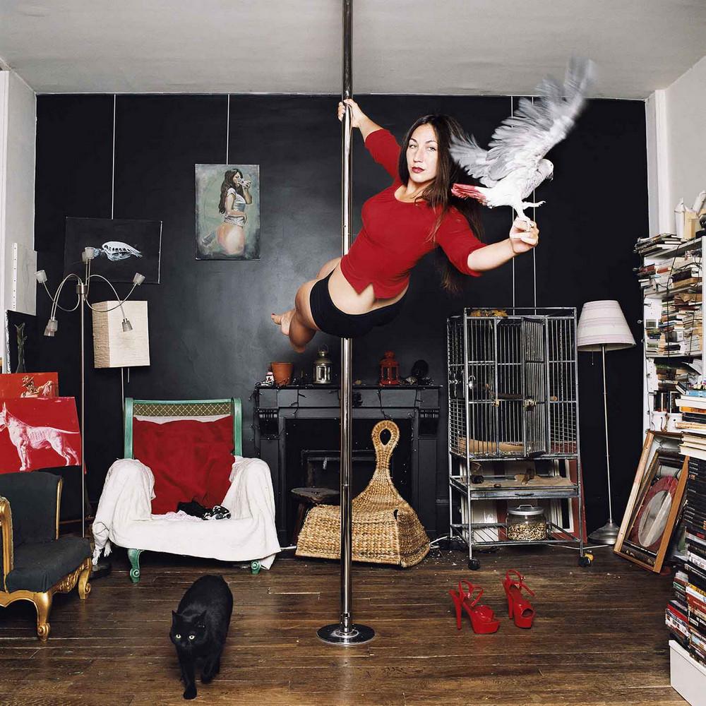 «75 парижанок» портретиста общества Бодуэна 4