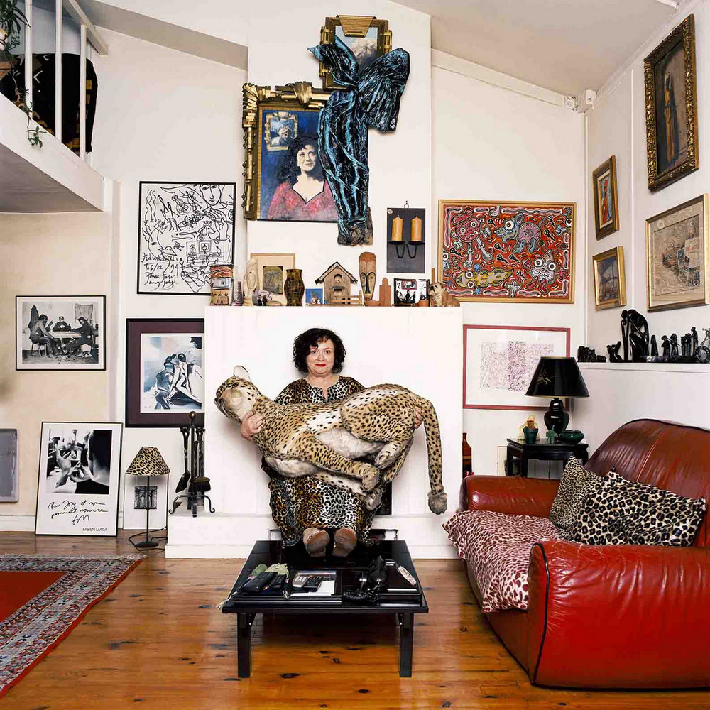 «75 парижанок» портретиста общества Бодуэна 40