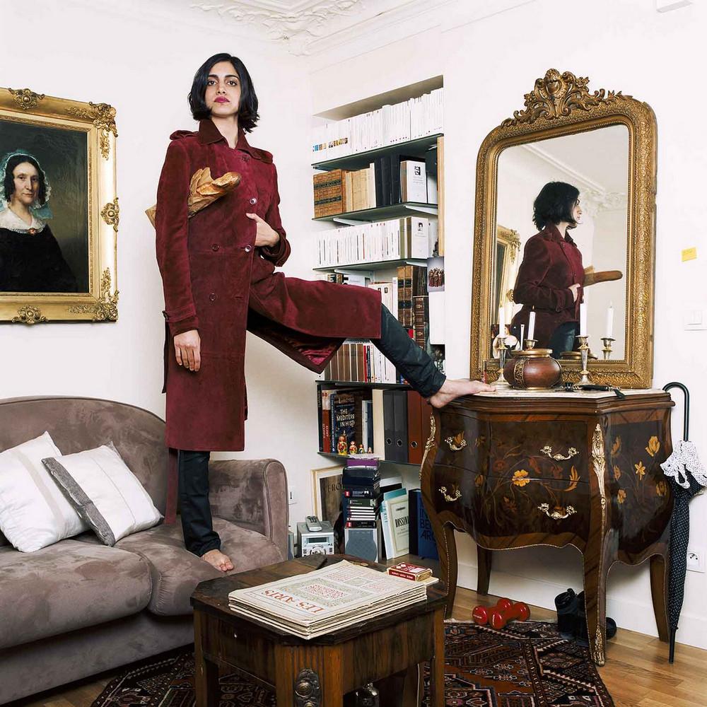 «75 парижанок» портретиста общества Бодуэна 56