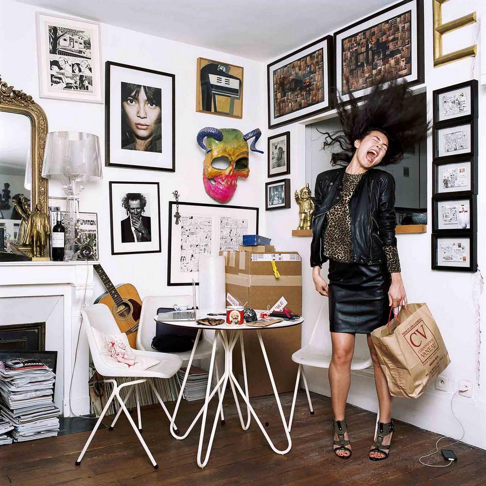 «75 парижанок» портретиста общества Бодуэна 6