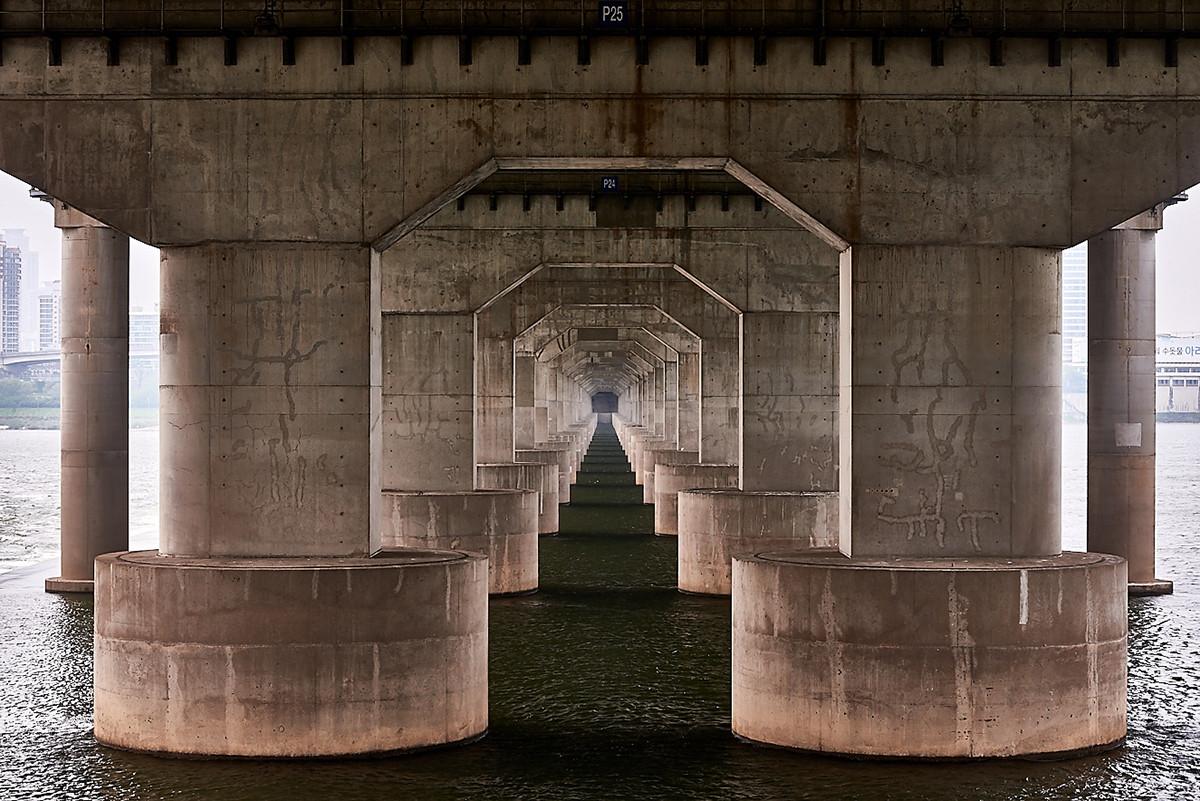 «Сеульские мосты» – почти как оптические иллюзии 1