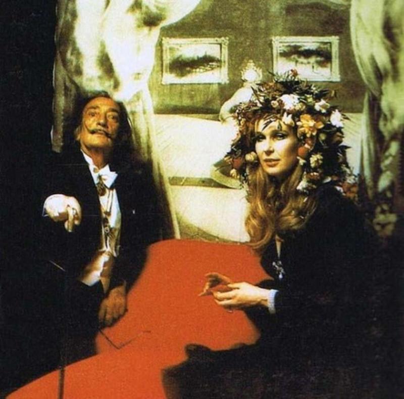 Фантасмагория и сюрреализм: бал у Ротшильдов в 1972 году  12