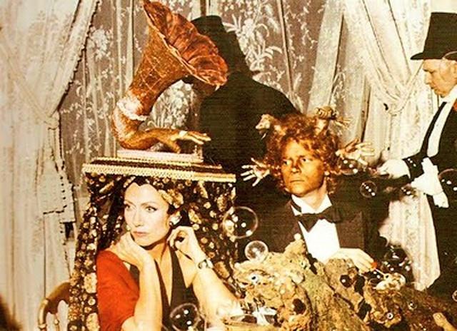 Фантасмагория и сюрреализм: бал у Ротшильдов в 1972 году  13