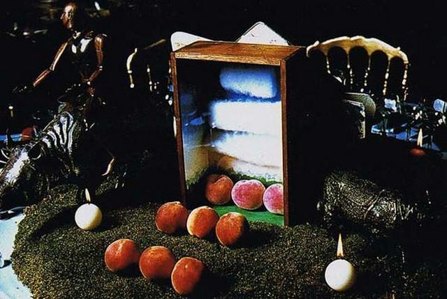 Фантасмагория и сюрреализм: бал у Ротшильдов в 1972 году  15