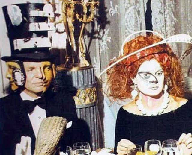 Фантасмагория и сюрреализм: бал у Ротшильдов в 1972 году  17