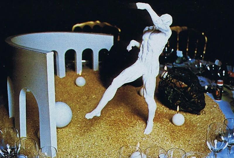 Фантасмагория и сюрреализм: бал у Ротшильдов в 1972 году  20