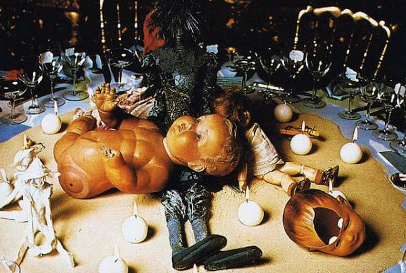 Фантасмагория и сюрреализм: бал у Ротшильдов в 1972 году  22