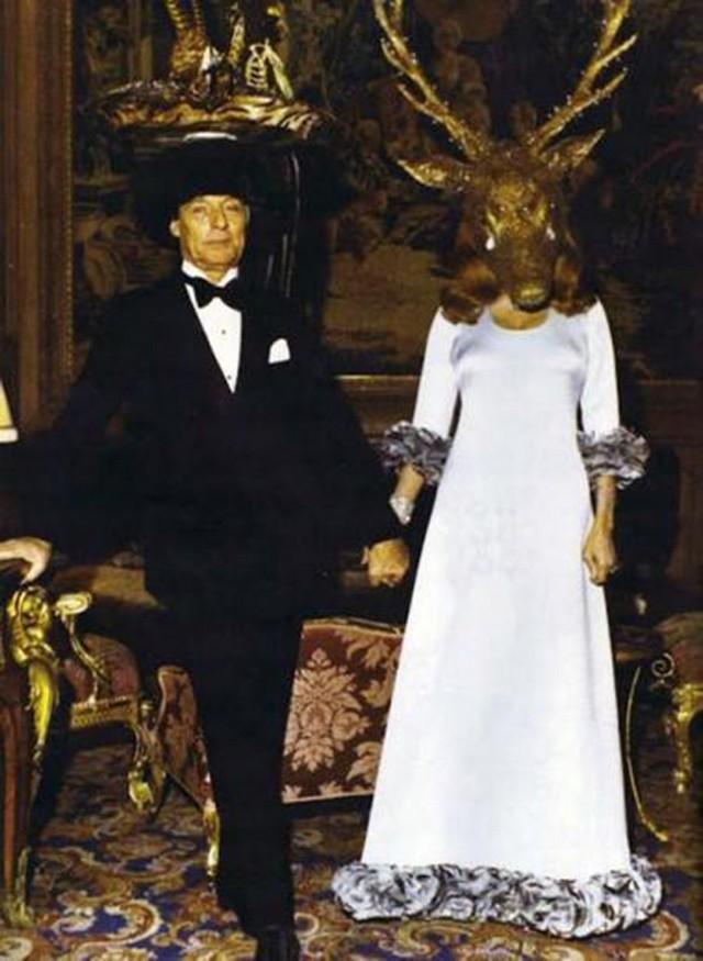 Фантасмагория и сюрреализм: бал у Ротшильдов в 1972 году  4