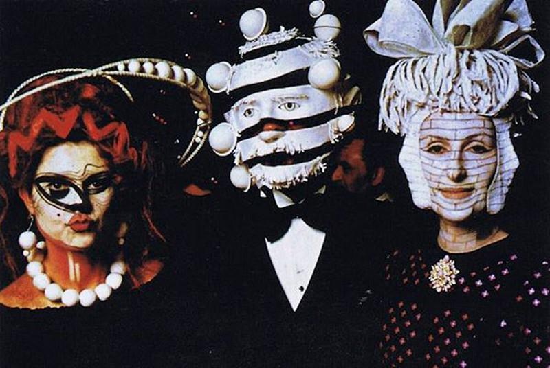 Фантасмагория и сюрреализм: бал у Ротшильдов в 1972 году  3