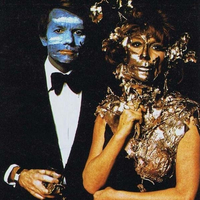 Фантасмагория и сюрреализм: бал у Ротшильдов в 1972 году  5