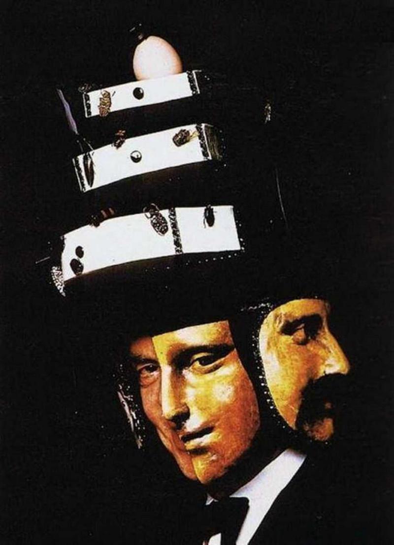 Фантасмагория и сюрреализм: бал у Ротшильдов в 1972 году  6