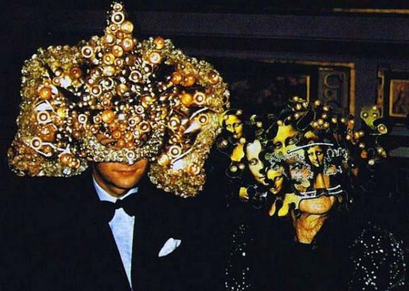 Фантасмагория и сюрреализм: бал у Ротшильдов в 1972 году  8