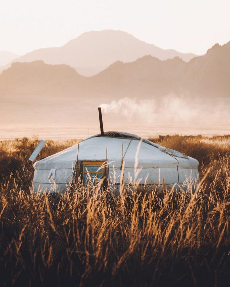 Фотографии Лео Томаса: от портретов орлиной охотницы в Монголии до пейзажей Гренландии 3