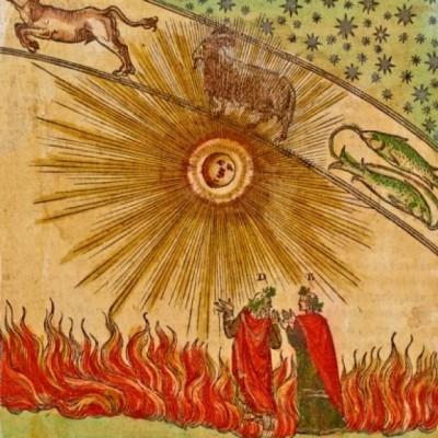 Онлайн-архив с первыми иллюстрированными изданиями «Божественной комедии» Данте (1487-1568)