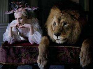 Модные фотографии, полные сказочного сюрреализма. Фотограф Тим Уолкер