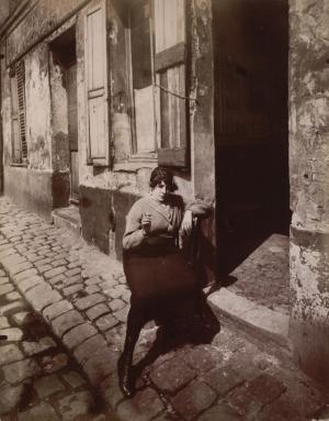 Старый Париж в фотографиях Эжена Атже