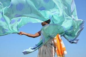 Уличные фотографии из Индии - 35 цветных кадров
