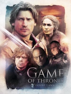 Игра престолов. Лучшие цифровые картины посвящённые сериалу