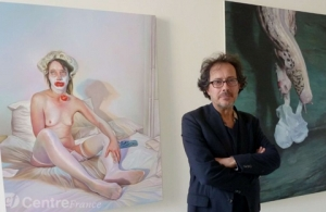 Шизофрения, драма и комедия в картинах Акселя Пехлеви