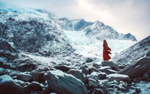 Гармоничные фотопортреты на природе от Элизабет Гэдд